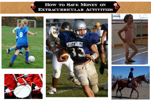 5 Tips How to Save Money on Extracurricular Activities