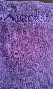 Aurorae Yoga Towel