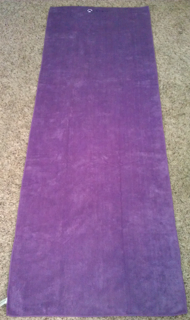 Aurorae Yoga Towel Review