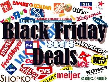 Black Friday Ad Scans