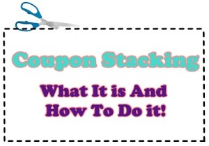Coupon Stacking What It Is And How To Do it