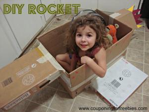DIY Rocket