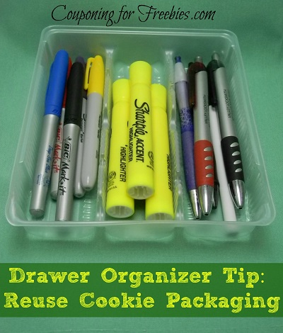 Drawer Organizer Reuse Cookie Packaging