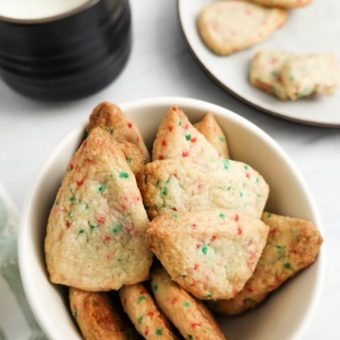 Homemade Air Fryer Cookies