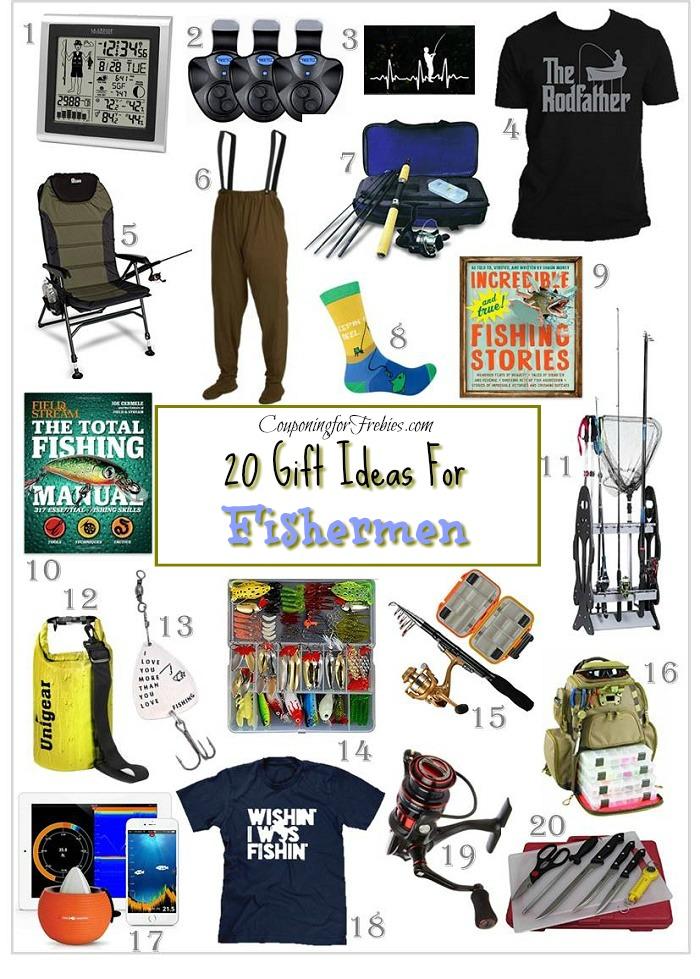 Fishermen Gifts - 20 Gift Ideas For Fishermen