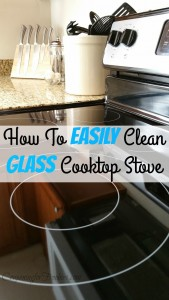 Wednesday's Weekly Savings Tips: How To Clean Glass Cooktop Stove