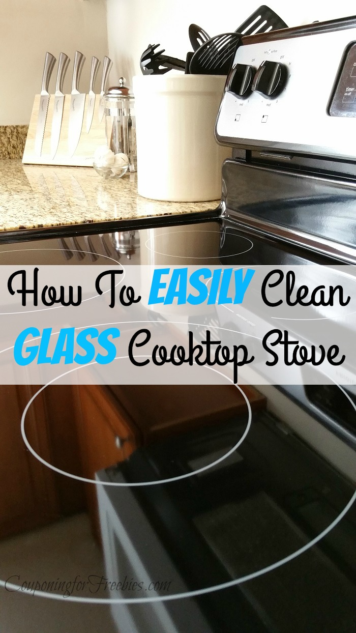 How To Clean Glass Cooktop Stove