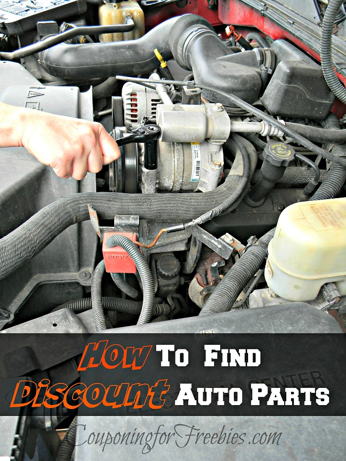 How To Find Discount Auto Parts