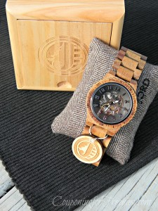 Jord Wood Watch Review, I Have Never Seen A Watch Like This Before!!