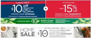 STACKABLE Coupon Codes For Kohl's + Deal Ideas Like 7qt Crock Pot For $3.99!!