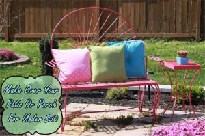 Make Over Porch