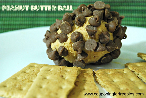Peanut Butter Ball Appetizer