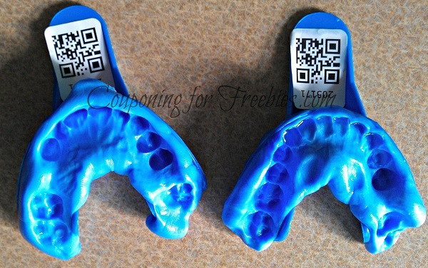 Smile Brilliant Teeth Whitening Try Mold