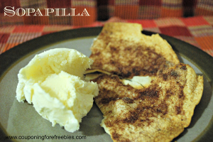 Sopapilla Recipe