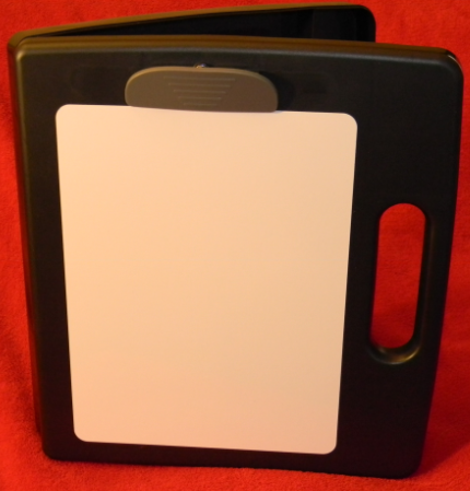 Portable Dry Erase Clipboard Case Product Review Read more at http://couponingforfreebies.com/?p=43122#zM0KEIRcv93VuFeK.99