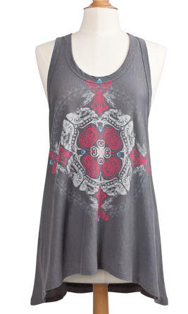 Warrior Swing Tank