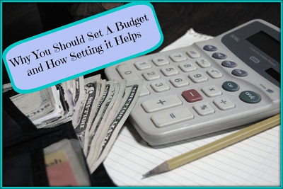 Why You Should Set A Budget