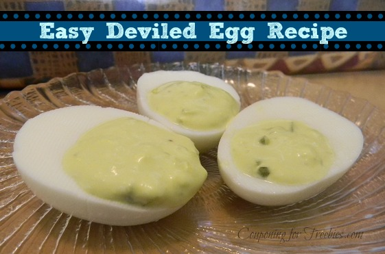 deviled egg recipe