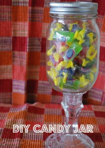 DIY: Make your Own Candy Jar