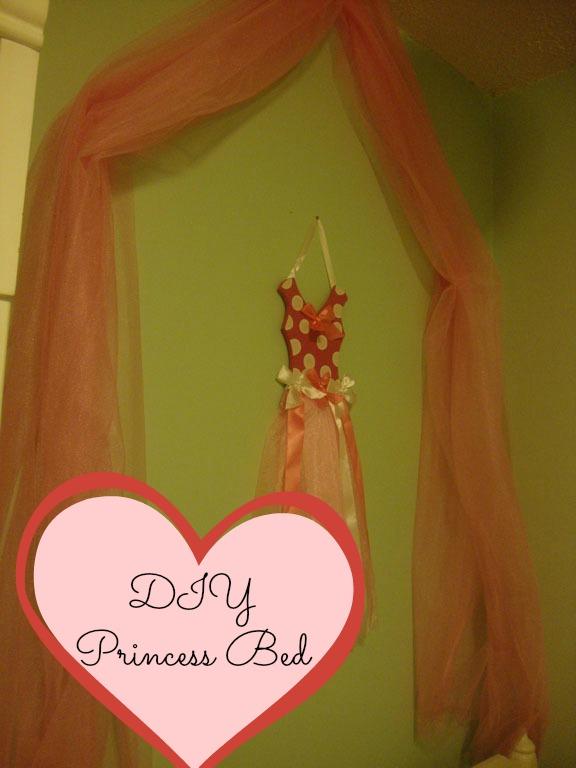 DIY: Princess Bed